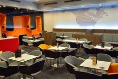 MasterCard Lounge Prague Royalty Free Stock Images