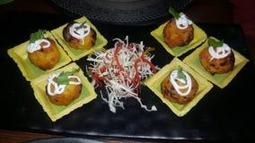Masterly πρόχειρα φαγητά, που τσούζουν τα tastebuds σας στοκ φωτογραφία με δικαίωμα ελεύθερης χρήσης