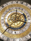 Masterpiece Clock - 1620 - British Museum Stock Photography