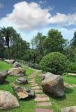 Masterpiece of landscape design - park in Thailand Stock Images