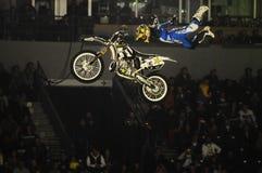 Masters of dirt kombank arena Royalty Free Stock Photos