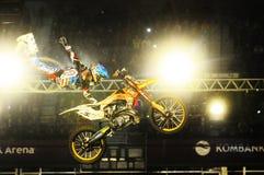 Masters of dirt moto show Stock Photo