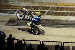 Masters of dirt moto show Royalty Free Stock Photography