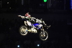 Masters of dirt moto show Stock Photos