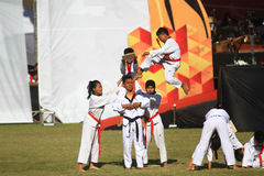 Mastery Martial Arts Stock Photos