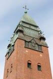 Masthuggskyrkan教会在哥德堡,瑞典 库存照片