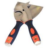 Mastic-couteau Image libre de droits