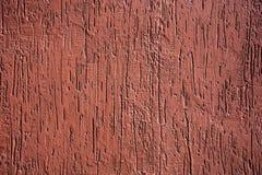 Mastic dans la couleur rouge Photographie stock libre de droits
