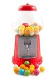 Masticación de gumballs foto de archivo libre de regalías