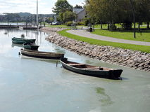 Mastis lake shore, Lithuania Royalty Free Stock Photo