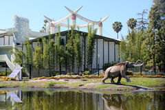 Mastodonte - La Brea Photo libre de droits