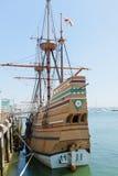 mastrigging seglar högväxt sikt för ship Royaltyfria Foton