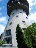 Mastro aéreo, interruptor Krzyz, Poland fotos de stock royalty free