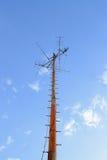 Mastro da antena Fotos de Stock