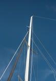 Mastro da navigação Fotografia de Stock