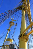 Mastro do navio Fotos de Stock