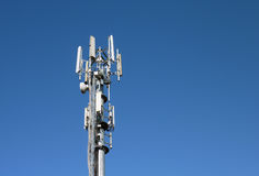 Mastro do transmissor Imagem de Stock