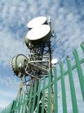 Mastro do transmissor Imagens de Stock Royalty Free