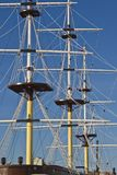 Masts Royalty Free Stock Image