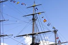 masts Royaltyfri Foto