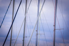 masts Royaltyfria Foton