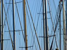 Masts Royalty Free Stock Photos