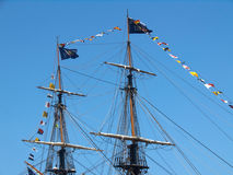 masts niagara Royaltyfri Foto