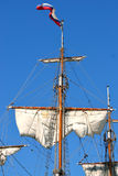 Masts and sails Stock Photos
