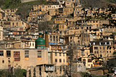 Masuleh village Royalty Free Stock Photography