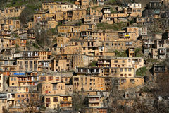 Masuleh village Stock Image