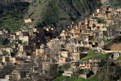 Masuleh village Stock Image