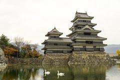 Masumoto Castle Στοκ εικόνες με δικαίωμα ελεύθερης χρήσης