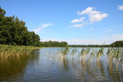 Masuria in Poland Royalty Free Stock Photos