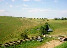 masurian Sommer landscape-1 Lizenzfreie Stockfotos