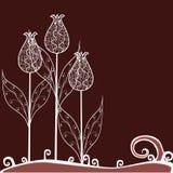 maswerków tulipany Obrazy Stock