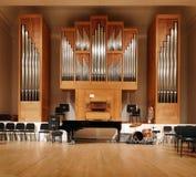 masywna organowa drymba Fotografia Royalty Free