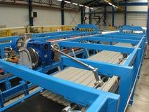 maszyna żelazny talerz Zdjęcia Stock