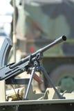 maszyna broni Obrazy Royalty Free