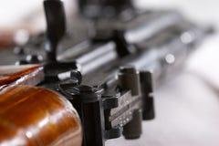 maszyna broni Fotografia Royalty Free