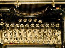maszyna do pisania Obrazy Stock