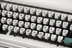 maszyna do pisania Fotografia Stock