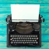 Maszyna do pisania maszyna Obrazy Stock