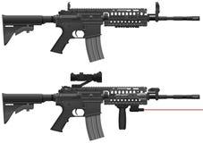 Maszyna Pistolet Obraz Royalty Free