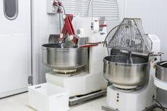 Maszyna ugniatać chleb zdjęcia stock