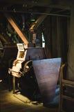 Maszyna w Amish kraju Zdjęcie Stock