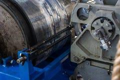 Maszyna w/l Fotografia Stock