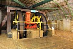 maszynowa kopalnia Zdjęcia Royalty Free
