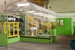 maszynowa produkcja Zdjęcie Stock