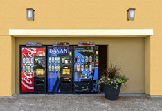 maszynowy Chińczyka vending Zdjęcie Stock