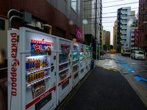 maszynowy Chińczyka vending Obrazy Royalty Free